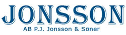 PJ Jonsson logo