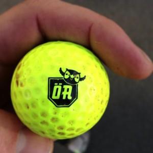 ÖA-golfboll