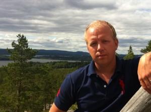 Fredrik Hörnfeldt