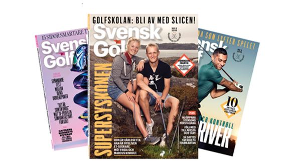 Erbjudande Svensk Golf